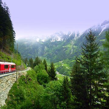 Bernina Express by Sita