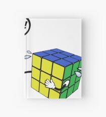 rubik's magic cube Hardcover Journal