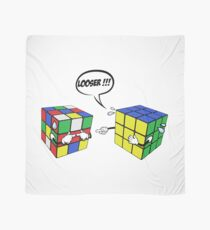 rubik's magic cube Scarf