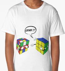 rubik's magic cube Long T-Shirt