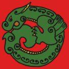 Circular Dragon by Kayleigh Walmsley