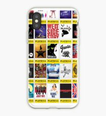 PLAYBILL Collage iPhone Case
