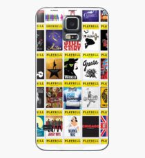 PLAYBILL Collage Case/Skin for Samsung Galaxy