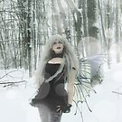 Real Fairies: Gothic Snow Fairy Picture by TheMagicCrafter