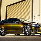 Peta Psaras' Holden VE SS-V Wagon by HoskingInd