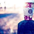 Behind every successful person…is a substantial amount of coffee. by Leon Truong
