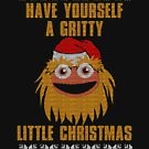 Have Yourself A Gritty Little Christmas by geekingoutfitte