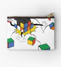 magic cube fall Studio Pouch