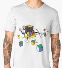 magic cube fall Men's Premium T-Shirt