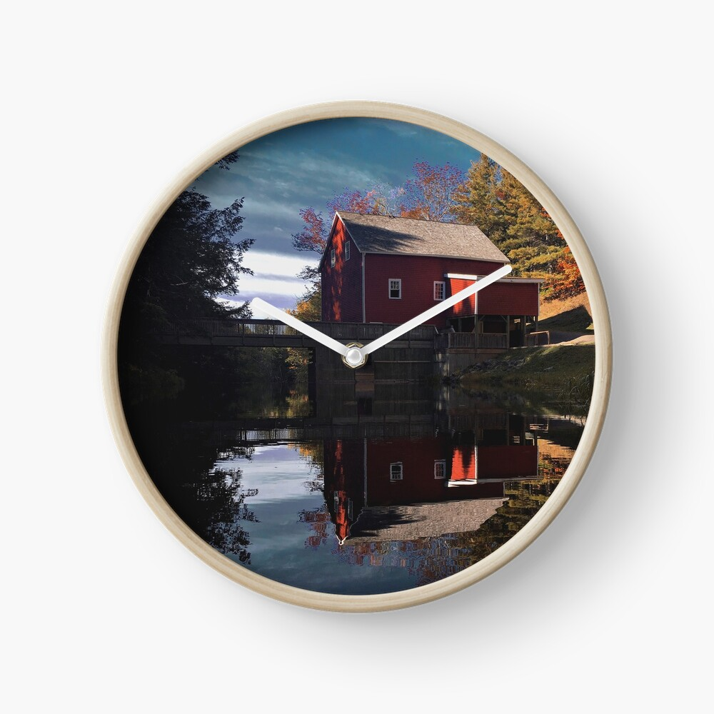The Mill Clock