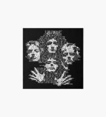 Bohemian Rhapsody Art Board