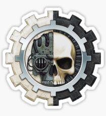 Adeptus Mechanicus 2 Sticker