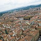 Eagle's View - Florence, Italy by rjhphoto