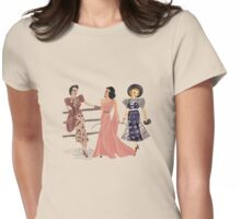 Mom's Fashion Ladies Womens Fitted T-Shirt