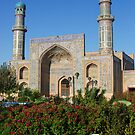 Herat's Friday Mosque by George Kashouh