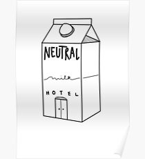 Neutral Milk Hotel Poster