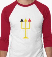 Belgium Soccer Fan National Team Men s Baseball ¾ T-Shirt 80c62c6c7