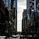 Yonge Street Toronto by Jason Dymock Photography