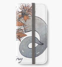 MorbidiTea - Earl Grey with Ram Skull iPhone Wallet/Case/Skin