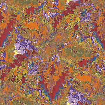 Coleus - Autumn by NeonPink