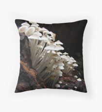 From darkness and decay Throw Pillow