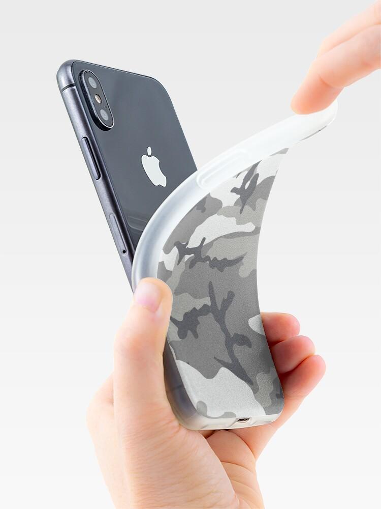 Alternative Ansicht von Metro Camo iPhone-Hülle & Cover