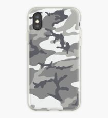 Metro Camo iPhone Case