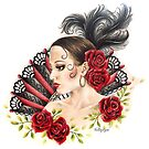Spanish Rose by Holley-Ryan