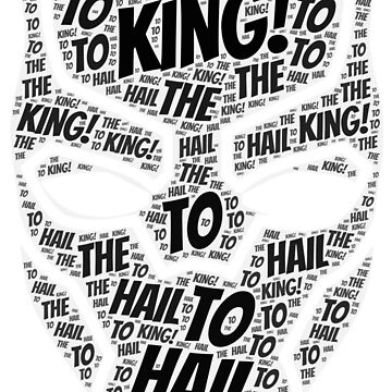 Hail To The King Panther shirt by kmpfanworks