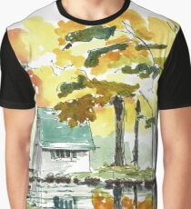 Rural Reflections Graphic T-Shirt