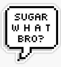 Pegatina Pegatina cody y noel gay de azúcar