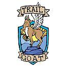 Trail Goat Summit Emblem - Colour by bangart