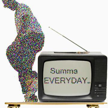 Summa Everyday by tee84