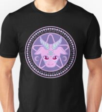 cute satan circle Camiseta ajustada