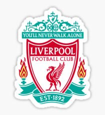Liverpool FC Logo Sticker