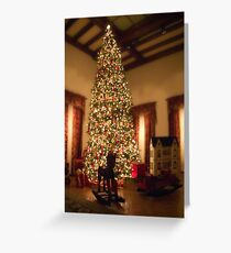 Christmas at the Paine Greeting Card