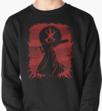 Black Swordsman Pullover