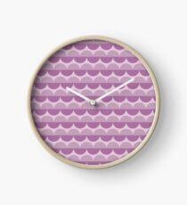 Lavanda Clock