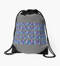 Mozaik v.2 Drawstring Bag