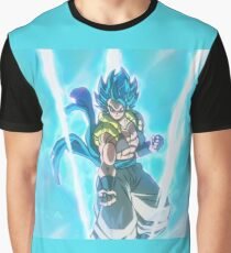 Gogeta Blue Graphic T-Shirt
