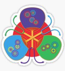 Fan from Asama Sticker