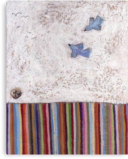 Flight by Tine  Wiggens