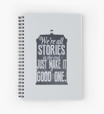 Stories Spiral Notebook