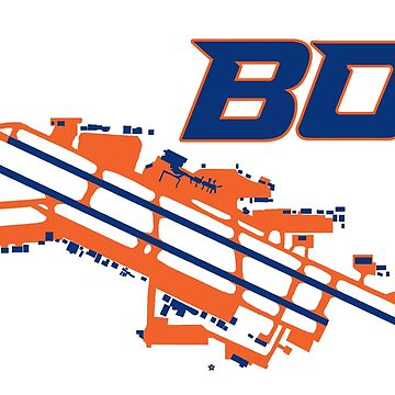 Boise Airport by av8id