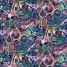 Gears of Creation by Regina Valluzzi