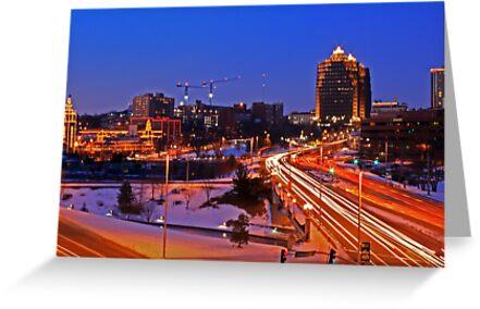 Plaza Lights Kansas City, Missouri By Drew Gregory
