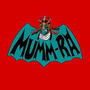 Mumm-Ra by zombill