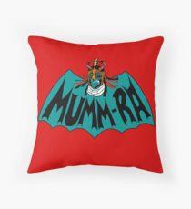 Mumm-Ra Throw Pillow