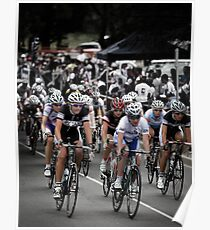Jayco Bay Cycling Classic - Geelong Poster