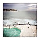 Bondi Icebergs by beetlesque